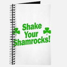 Shake Your Shamrocks Journal