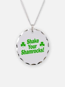 Shake Your Shamrocks Necklace