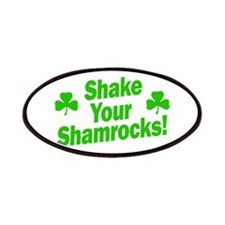 Shake Your Shamrocks Patches
