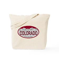 COLORADO Colo Plate Tote Bag