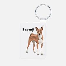 Basenji Keychains
