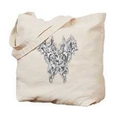 Chrome Dragons Tote Bag