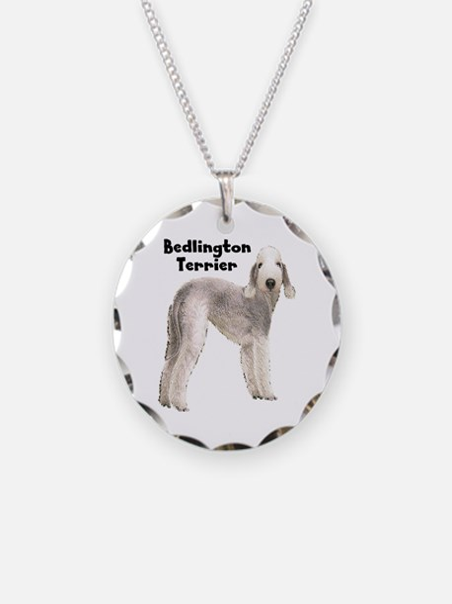 Bedlington Terrier Necklace