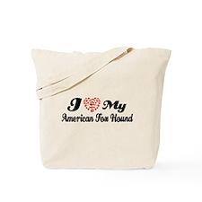 I love my American Fox Hound Tote Bag