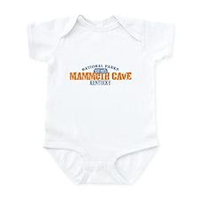 Mammoth Cave National Park KY Infant Bodysuit