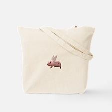 WonderWorld 'Airborne' Tote Bag