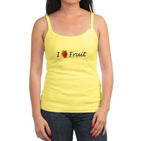I Heart Fruit Jr. Spaghetti Tank