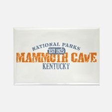 Mammoth Cave National Park KY Rectangle Magnet