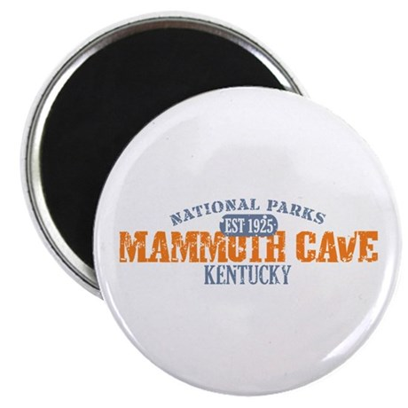 """Mammoth Cave National Park KY 2.25"""" Magnet (10 pac"""