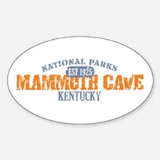 Mammoth Cave National Park KY Decal