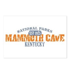 Mammoth Cave National Park KY Postcards (Package o