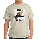 True Heroes Ash Grey T-Shirt