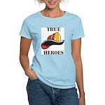 True Heroes Women's Pink T-Shirt