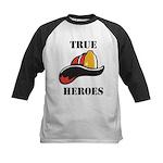True Heroes Kids Baseball Jersey