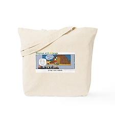 Disney Does Horror Tote Bag