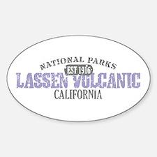 Lassen Volcanic National Park Decal