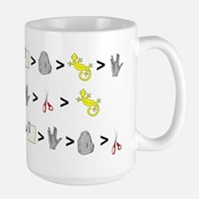 Rock Paper Scissors Lizard Sp Mug