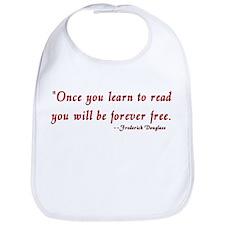 """Once you learn to read..."" Douglass Bib"