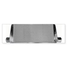 Intercooler Bumper Bumper Sticker