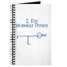 Blue Warrior Three Journal