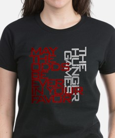 Hunger Games words Tee