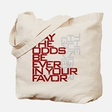 Hunger Games words Tote Bag