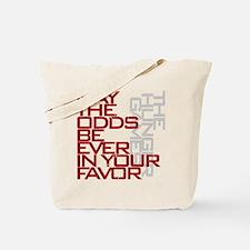 Hunger Games words Tote Bag