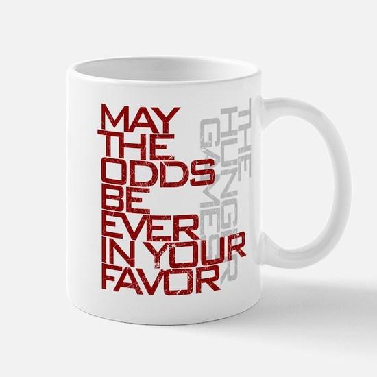 Hunger Games words Mug