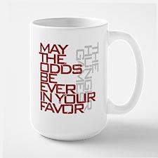 Hunger Games words Ceramic Mugs