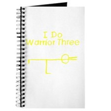 Yellow Warrior Three Journal