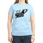 Get Off The Rock Women's Light T-Shirt