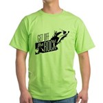 Get Off The Rock Green T-Shirt