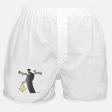 Frequent Traveler Boxer Shorts