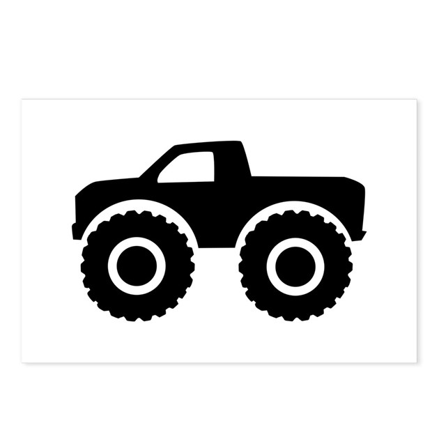 Monster Truck Template Pictures to Pin on Pinterest - PinsDaddy