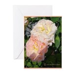 Mama's Two Beautiful Roses Greeting Cards (Package