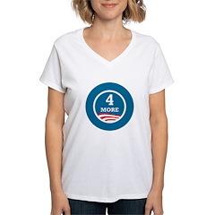 4 More Obama Shirt