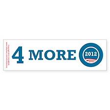 4 More Obama Stickers