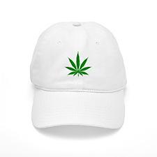 Marijuana Leaf Baseball Cap