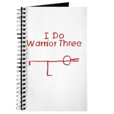 Red Warrior Three Journal