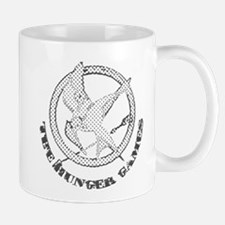 Super Subtle Hunger Games Art Mug