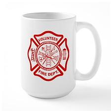 VOLUNTEER FIRE Mug