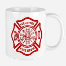 VOLUNTEER FIRE Mug