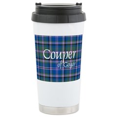 Tartan - Couper of Gogar Travel Mug