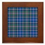 Tartan - Couper of Gogar Framed Tile