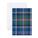 Tartan - Couper of Gogar Greeting Cards (Pk of 10)