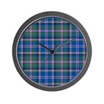 Tartan - Couper of Gogar Wall Clock