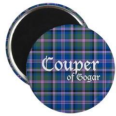 Tartan - Couper of Gogar Magnet