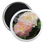 Mama's Two Beautiful Roses Magnet