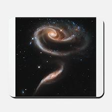 Rose Galaxies Mousepad
