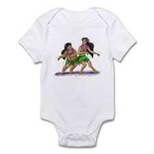 Hula Hula! Infant Bodysuit